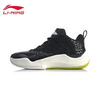 李宁篮球鞋男鞋音速 VIII Team2020新款支撑稳定男子中帮运动鞋