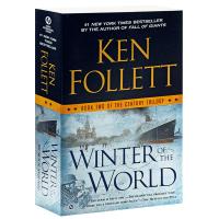 世界的凛冬 英文原版 Winter of the World 世纪三部曲系列2 全英文版历史小说 巨人的陨落续篇 爱伦