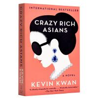 【中商原版】疯狂的亚洲富豪 英文原版 Crazy Rich Asians Kevin Kwan 摘金奇缘 我的超豪男友 好莱坞浪漫喜剧电影 原著小说