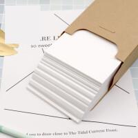 15x10cm 明信片尺寸 盒装手绘卡 荷兰白卡 飘金 飘银 雪花棉 珠光 星河 牛皮卡 黑卡白 卡纸 空白印章diy