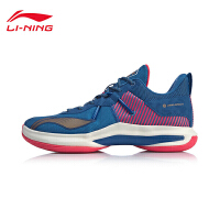 李宁篮球鞋男鞋闪击 VI2019新款轻便弹性鞋子男士低帮运动鞋