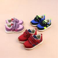 春季儿童运动鞋男童网面机能鞋宝宝鞋子女童鞋学步鞋