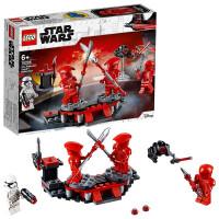 【当当自营】LEGO乐高积木星球大战系列75225 菁英禁卫兵战斗套装
