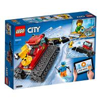 【当当自营】LEGO乐高积木城市组City系列60222 扫雪车