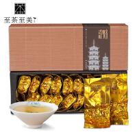 至茶至美 安溪铁观音 浓香型茶叶 传统碳焙 高山乌龙茶 125g 包邮