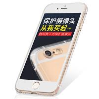 Q果 苹果6s手机壳 4.7新款iPhone6硅胶保护套气囊防摔透明创意