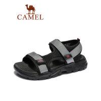 camel骆驼男鞋2019夏季新品男士休闲时尚轻盈韩版拖鞋舒适便捷沙滩凉鞋
