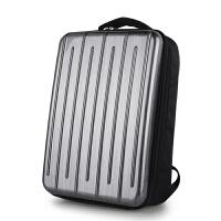 硬壳电脑包双肩包笔记本旅游包男女背包韩版商务旅行包学生书包包SN0331