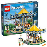 【当当自营】LEGO乐高 创意creator系列 10257 旋转木马
