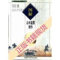 【二手旧书9成新】图解山水盆景制作_仲济南编著;王志英绘