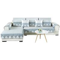 家用藤席竹子坐垫冰丝沙发垫夏天款沙发席子凉席夏季防滑沙发套罩