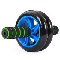 健腹轮家用双轮腹肌轮巨轮大轮健身轮滚轮静音减腹健腹器