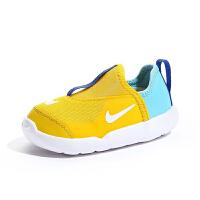 【到手价:107.6元】耐克(Nike)19春季 一脚蹬童鞋婴童运动鞋AQ3113-700 黄色