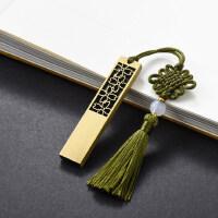 中国风创意复古典四叶草u盘128g金属个性定制刻字商务礼品印logo