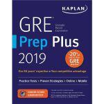 GRE Prep Plus 2019: Practice Tests + Proven Strategies + On