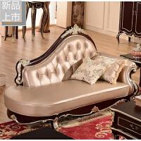 欧式沙发 新古典别墅美式沙发123组合小户型实木客厅家具定制 其他
