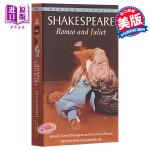 【中商原版】罗密欧与朱丽叶英文原版小说英文版Romeo and Juliet 威廉莎士比亚经典戏剧 莎士比亚悲剧 经典