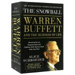 正版现货 滚雪球 英文原版书 The Snowball 巴菲特和他的财富人生 Warren Buffett 沃伦巴菲特