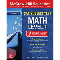 MHE SAT Subject Test Math Level 1