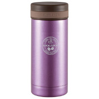 LOCK&LOCK乐扣乐扣 不锈钢纤巧茶杯保温杯200ml LHC554 紫色
