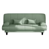 北欧布艺沙发经济出租房小沙发卧室女懒人沙发床双人小户型网红款