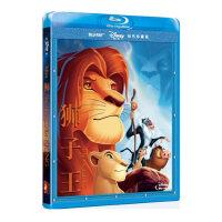 正版高清蓝光电影碟片 狮子王 BD50动画光盘光碟英语1080p