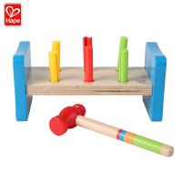 Hape工具敲敲乐1岁以上敲打儿童益智早教玩具E0503