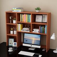 简易桌面书架书柜桌上多层置物架办公收纳架学生宿舍置物架大容量