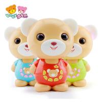正品 波比熊早教故事机F1婴幼儿童音乐玩具MP3下载播放器益智玩具