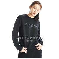 安踏女子动型科技综训系列套头卫衣162037718