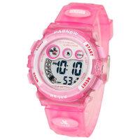女童手表可��底址浪��和�手表男孩女孩�子手表小�W生手表