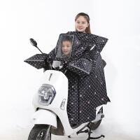 小电动车挡风被冬天 小型电动摩托车挡风被双面防雨冬季加绒加厚电瓶自行车防风罩加大