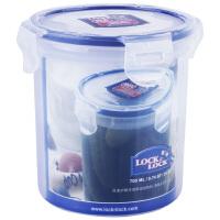 乐扣乐扣保鲜盒塑料储物盒HPL932D 700ml微波餐盒饭盒便当盒
