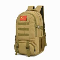 20180620021419142旅游背包男款大容量迷彩双肩包男军迷训练背包特种兵户外战术背包