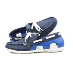 【秒杀价】Crocs卡骆驰 男式 耐磨时尚休闲舒适海滩帆船帆布鞋|200247 男士海滩帆船帆布鞋