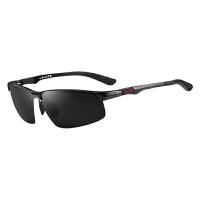 铝镁男士太阳镜偏光司机镜夜视眼镜驾驶开车钓鱼潮人眼睛