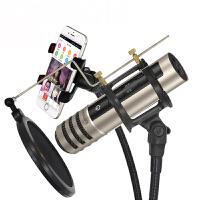 包邮支持礼品卡送支架 Lenovo/联想 UM10C 全民 k歌 手机麦克风 唱吧 神器 苹果 安卓 主 直播 话筒