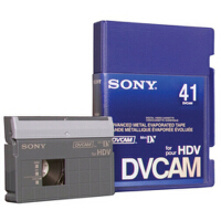 包邮支持礼品卡 索尼 PDV-32N DVCAM磁带 DV带 PDV-41N 专业带 专业 广播级 数字 录像带 PH