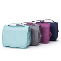 【限时69元2件】卡拉羊大容量旅行手提包一体式防水洗漱包收纳包户外收纳包CX0478