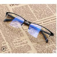 防辐射眼镜男女商务平光镜无度数防蓝光手机电脑护眼睛近视眼镜框