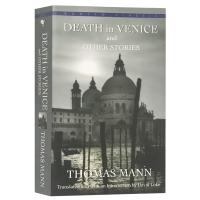 现货正版 死于威尼斯 英文版小说 Death in Venice 魂断威尼斯及其他故事 英文原版 诺贝尔文学奖得主托马