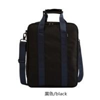 旅行袋短途行李包箱男女手提包斜跨旅游收纳大容量登机拉杆单肩包 黑色 轻薄款 大