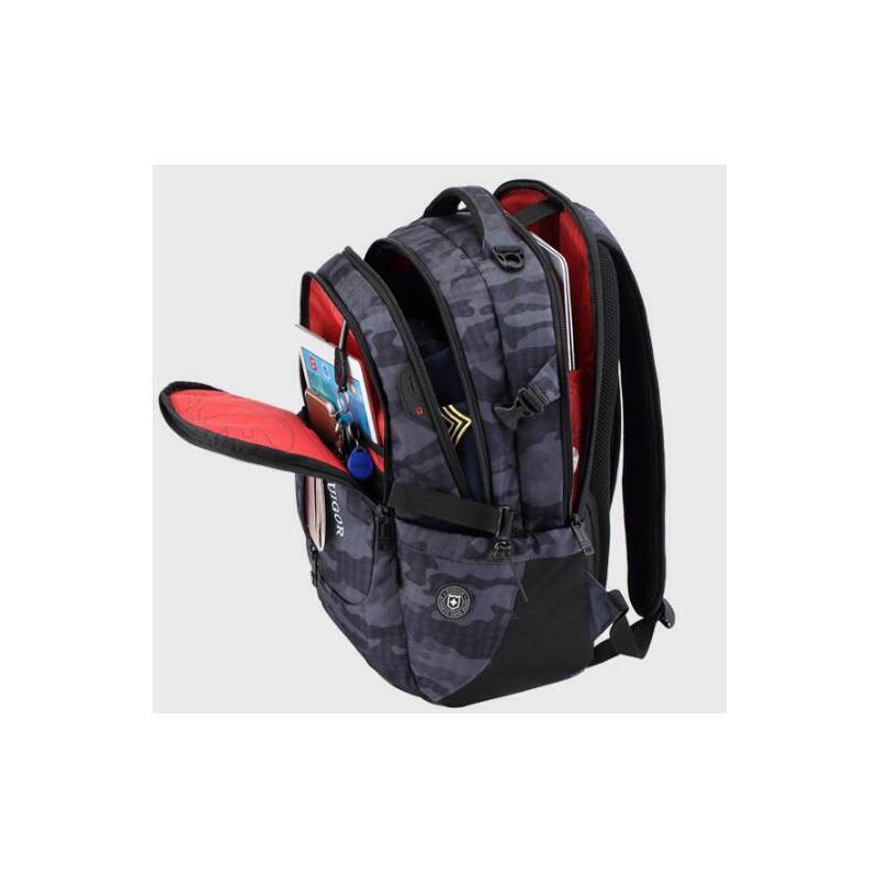 瑞士瑞士军刀双肩包男电脑旅行背包女大容量高中大学初中学生书包 品质保证 售后无忧 支持货到付款
