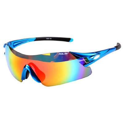 男士太阳镜男潮人新款运动骑行眼镜太阳镜男自行车墨镜男骑车