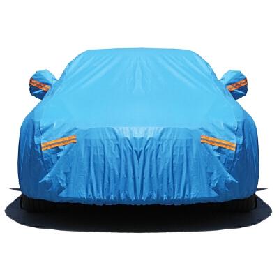 汽车通用四季车衣棉绒 加厚汽车车衣防雨防雪四季车罩