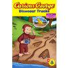 Curious George Dinosaur Tracks (CGTV Reader) ISBN 9780547438887