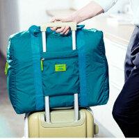 户外旅行可折叠包旅行袋大容量出差短途男女手提行李袋防水旅行包