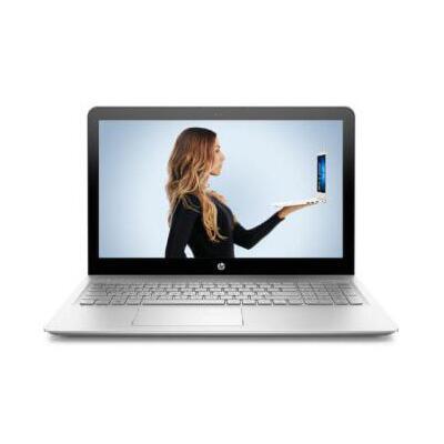 惠普(HP)ENVY 15-as109TU 15.6英寸超薄触控笔记本电脑(i7-7500U 8G 512G SSD FHD Win10)银色下单送原装包鼠标!顺丰包邮!