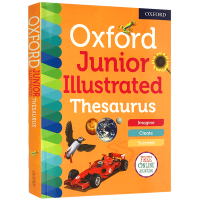 牛津初级英语同义词图解字典 英文原版 Oxford Junior Illustrated Thesaurus 牛津英国
