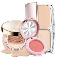 韩熙贞简易三件套彩妆套装 套装3件套 内含:气垫BB霜+粉饼+腮红